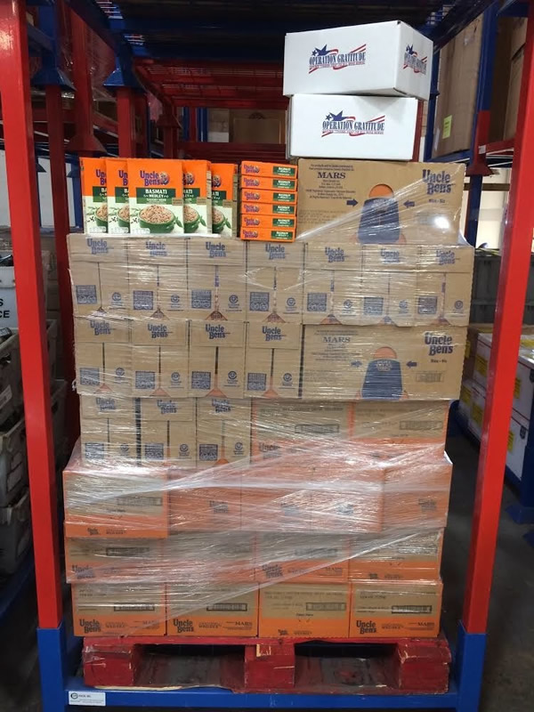 Mars Food Associates partnered with OperationGratitude, to donate enough rice for over 85,000 people after Hurricane Harvey Web Version
